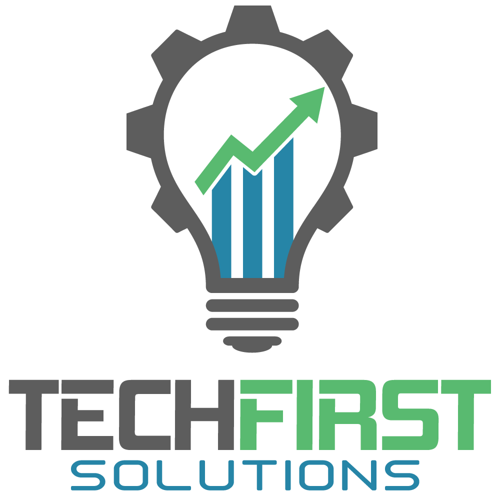 TechFirst Solutions | A Premier Digital Marketing Company Logo